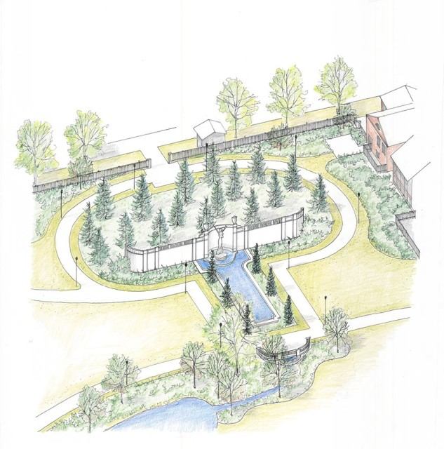 2014_Spirit of Life_Bird's Eye View Concept Plan_Martha Lyon Landscape Architecture_SMALL